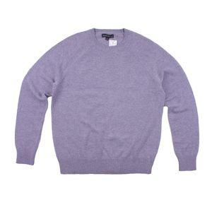 JCREW Mens Crewneck Sweater Supersoft Wool Blend